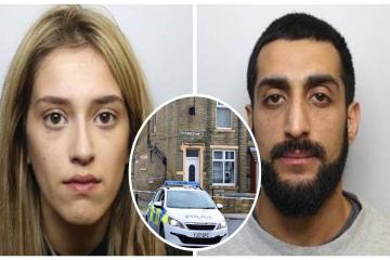 Ummar Yaqoob and Kiran Hussain jailed for 'slam guns' business