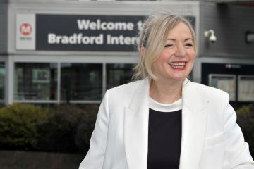 Police boss welcomes appointment of West Yorkshire's first Mayor