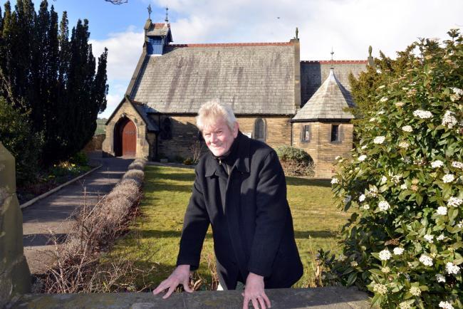 Historian Allan Mirfield will be delivering the virtual talk