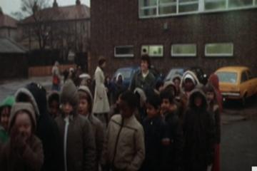 Bradford school appears in archive BBC footage
