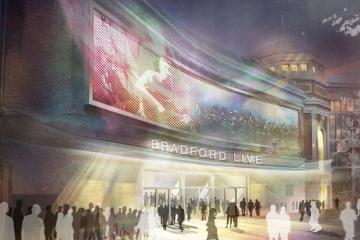 Bradford Live looks for suppliers across West Yorkshire ahead of NEC live venue opening
