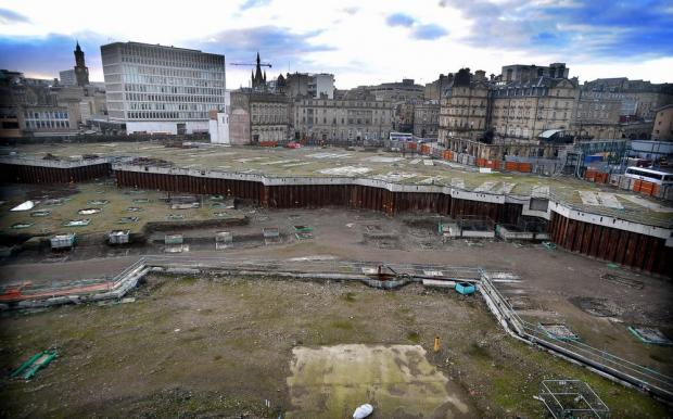 The mothballed Broadway site which is to get an urban garden
