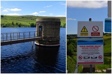 Councillor's warning after Ponden Reservoir death, Haworth