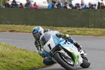 Dean Harrison prepares for British Superbike bout