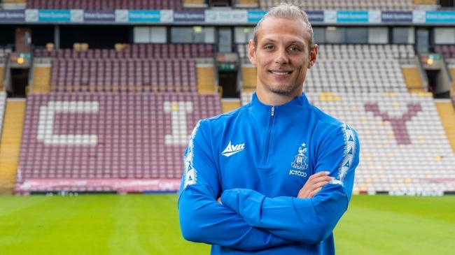 Bradford City sign former Plymouth man after Salford release | Bradford Telegraph and Argus