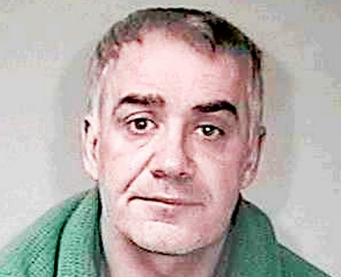 Killer and rapist Stephen Ayre