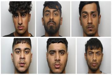Six men jailed for life for murder of Bradley Gledhill