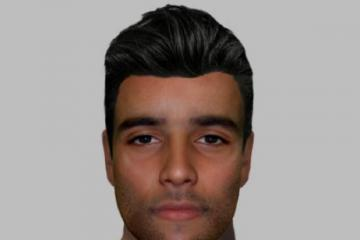 E-fit issued after late-night assault on woman in  Panorama Woods in Ilkley