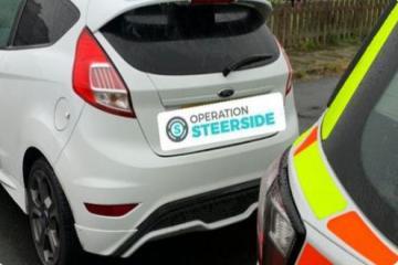 Stolen Ford Fiesta ST found in Bradford by police