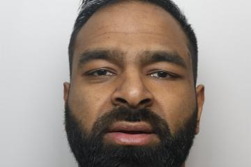Rapist sent back to Bradford after fleeing to Hungary