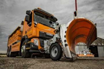 National Highways gritters out on A66 for first time in 2021