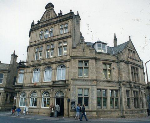 Bradford Telegraph and Argus: Keighley Town Hall