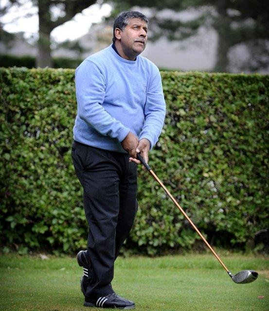 Jas Atwal, founder of the Waterton Park Asian Golf Society