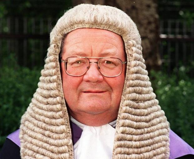 Judge Peter Benson