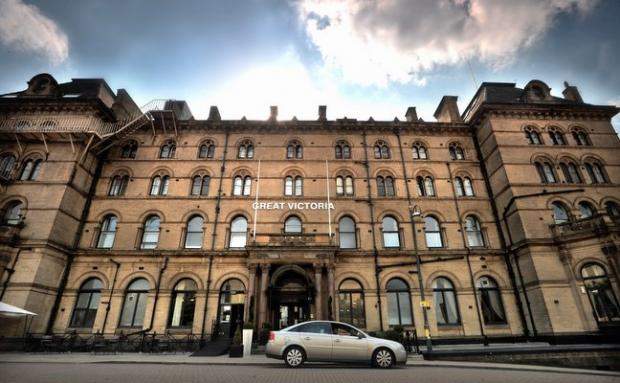 The Great Victoria hotel, whose owners Tomahawk Hotels Ltd have gone into administration