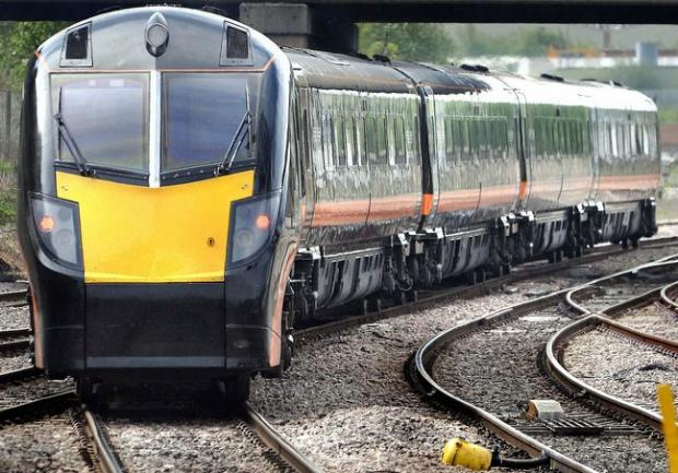 Appeal over train attack after windscreen smashed by 'concrete'