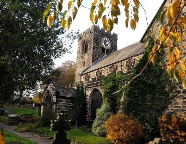 Parish Church at Otley