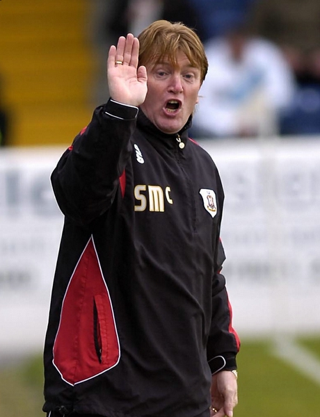 Stuart McCall says he is interested in returning to football but has ruled out managing at non-league level