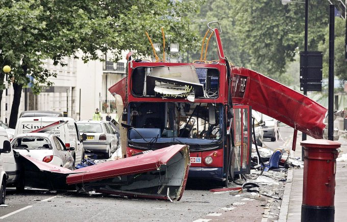 The controversial control orders were introduced after the terror attacks in London on July 7, 2005