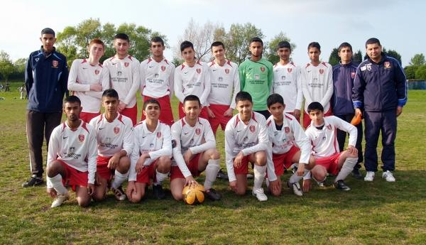 BD3 United's double-winning Craven, Aire & Wharfe League side