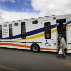 The Bradford Council mobile library