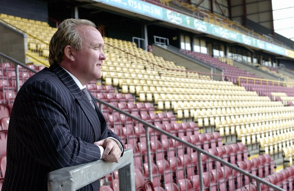 Mark Lawn says Valley Parade will be a shell if City left and a prime target for vandals