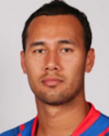 Newcastle Knights centre Keith Lulia