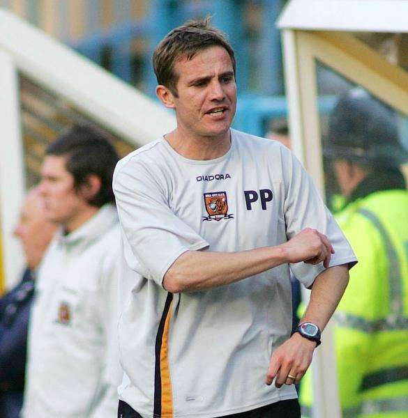 Phil Parkinson is hoping to bring two of his former Charlton players with him to Valley Parade