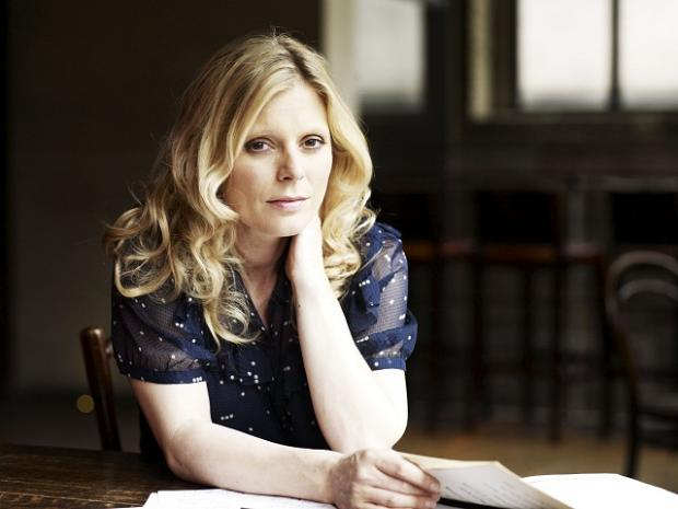 Actress Emilia Fox, who traced her Bradford-born philanthropist engineer great-great-grandfather Samson Fox  on the BBC's Who Do You Think You Are?