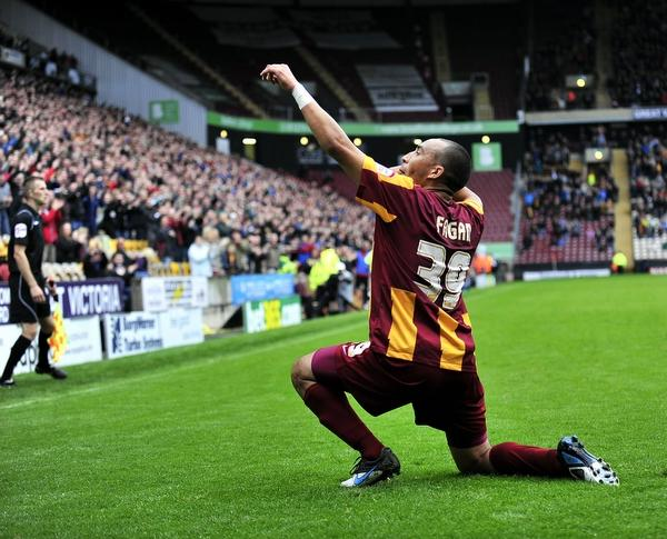 Craig Fagan re-enacts his favourite FIFA 12 goal celebration