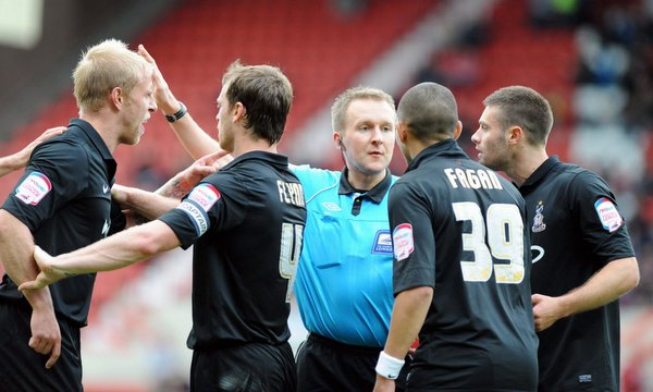 City will not appeal Andrew Davies' red card against Swindon