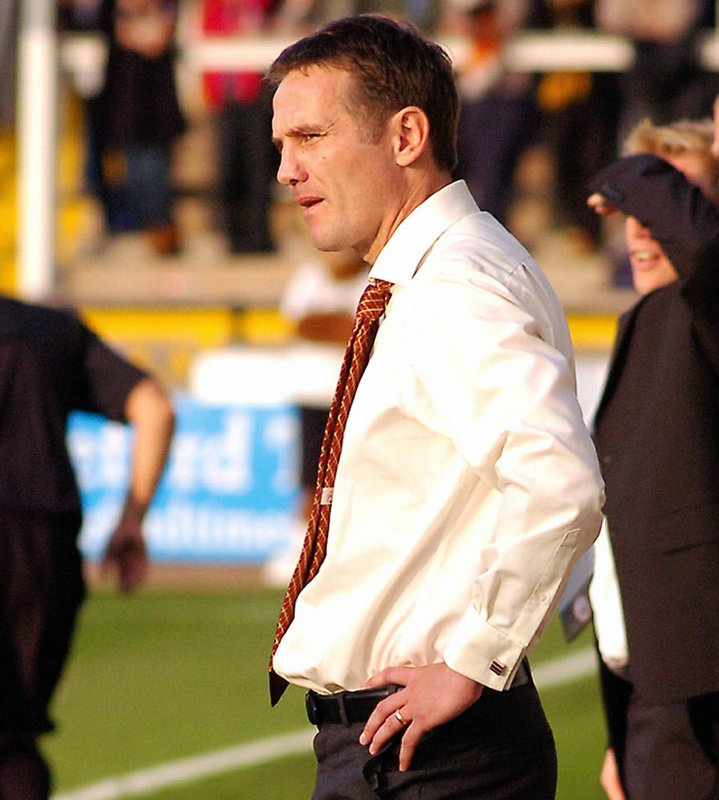 Work ethic is paramount for Phil Parkinson at City