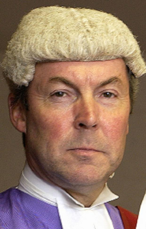 Judge Jonathan Durham Hall