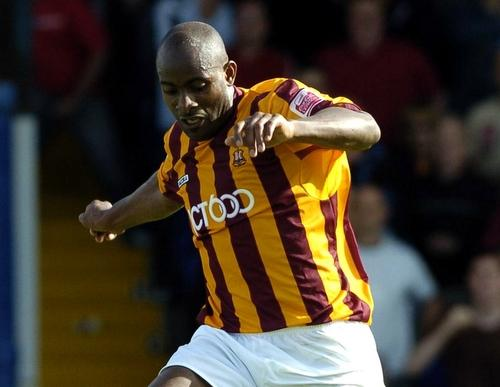 Former City loan striker Dele Adebola