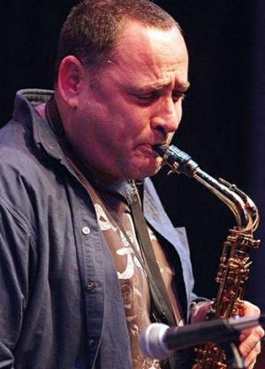 Jazz saxophonist Gilad Atzmon