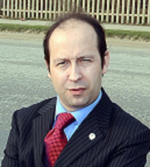Councillor John Robertshaw