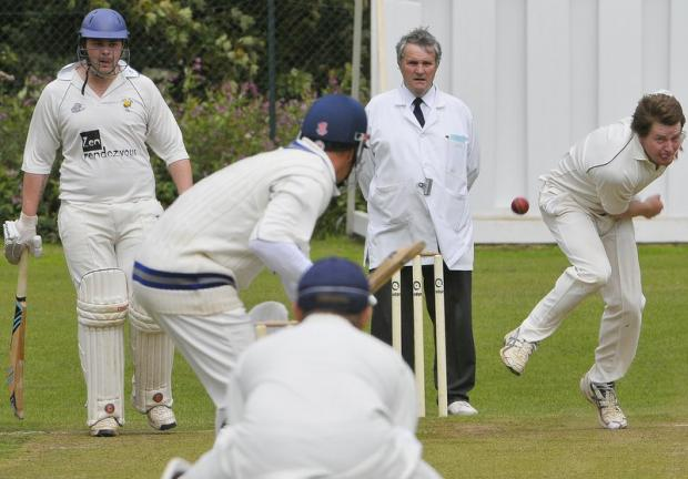 Bowlers, such as Ben Rhydding's Jason Wright, will be restricted to a maximum of 15 overs next season