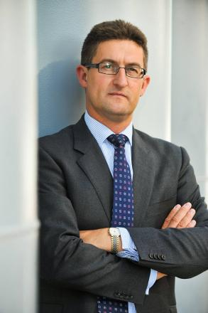 Andy Wood, audit partner at Grant Thornton in Yorkshire