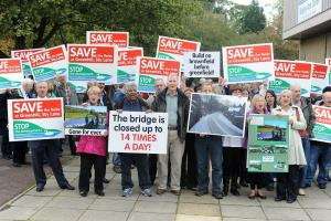 Bingley campaign group nears £60,000 appeal target