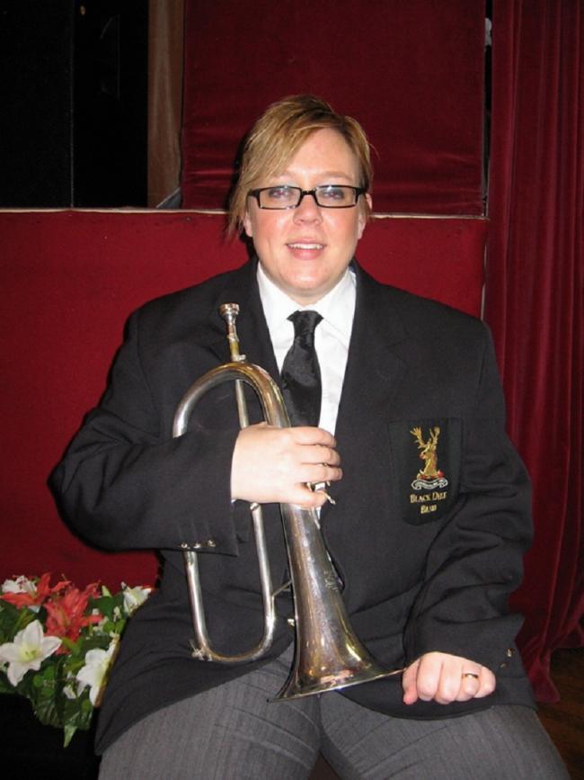 Praise for Black Dyke Band star | Bradford Telegraph and Argus