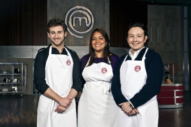 The Masterchef finalists
