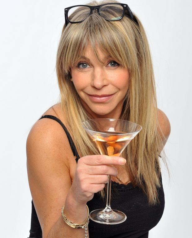 Leslie Ash takes to the stage as Liz in All The Ladies