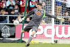 Matt Duke has kept three clean sheets in four matches for Northampton
