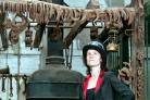 A steampunk exhibition held at Bradford Industrial Museum. Now Saltaire will be the focus of the style