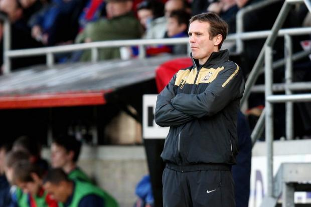 Phil Parkinson cannor sleep easy just yet
