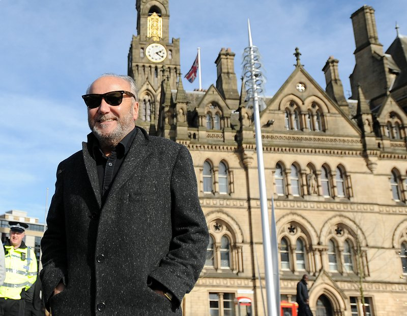 George Galloway: 'I could stand for Mayor of London'
