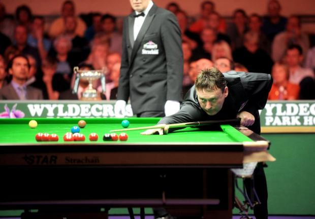 Jimmy White will be playing in Bingley later this year