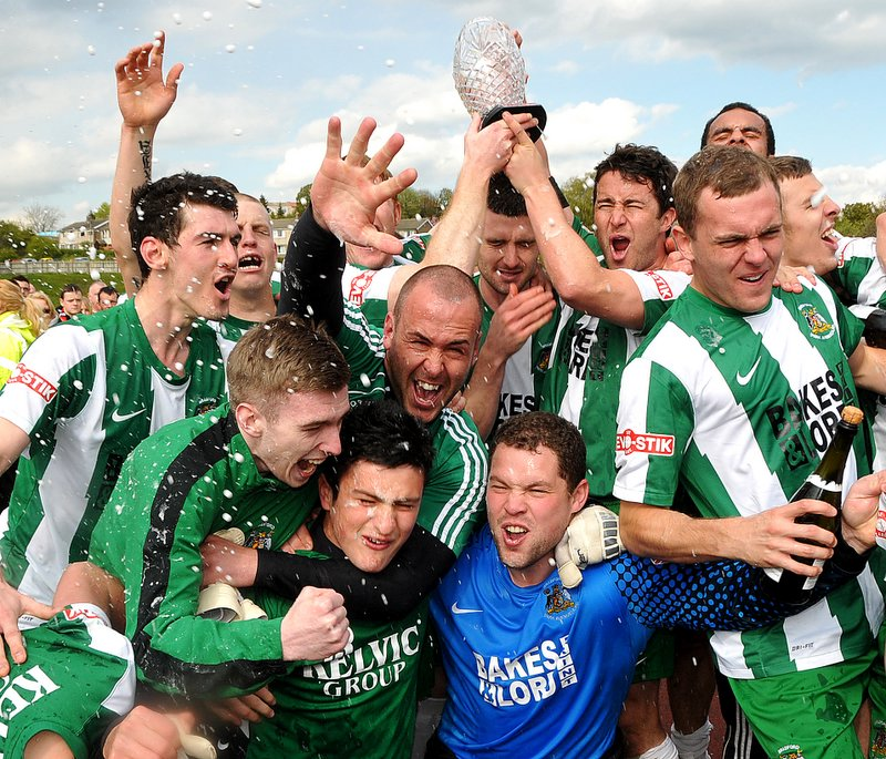 Extra-time Greaves winner puts Bradford Park Avenue in dreamland