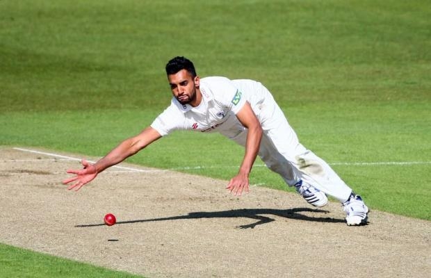 Ajmal Shahzad took eight wickets in three first-class matches at an average of 26.25 for Yorkshire this season