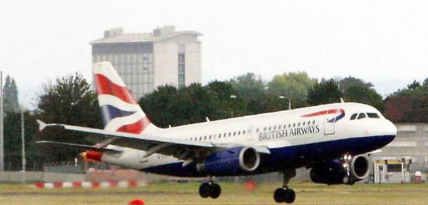 The boss of BA is discussing a deal to restore flights from Leeds to London